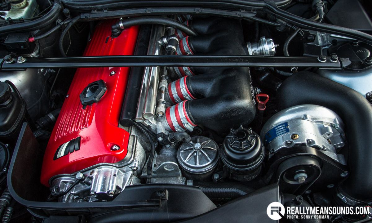 Supercharged E46 M3 RMS Motoring