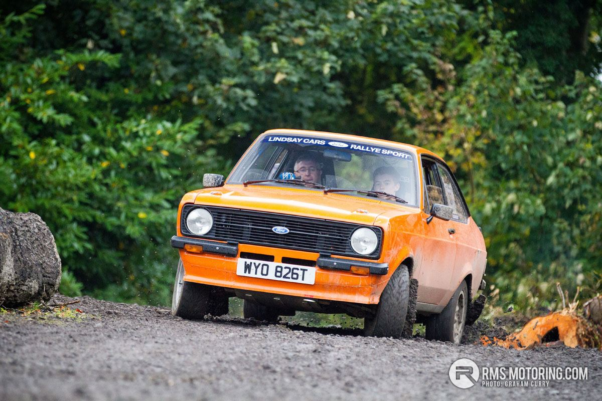 Ford Escort Targa Rally