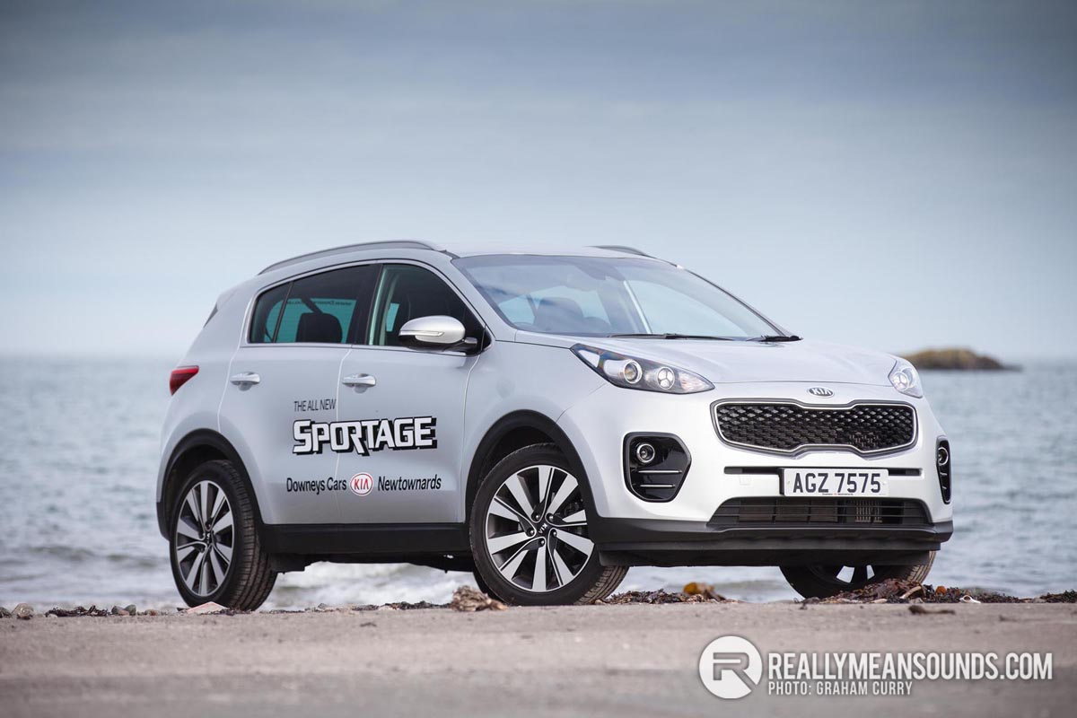 the all new kia sportage impresses rms motoring. Black Bedroom Furniture Sets. Home Design Ideas