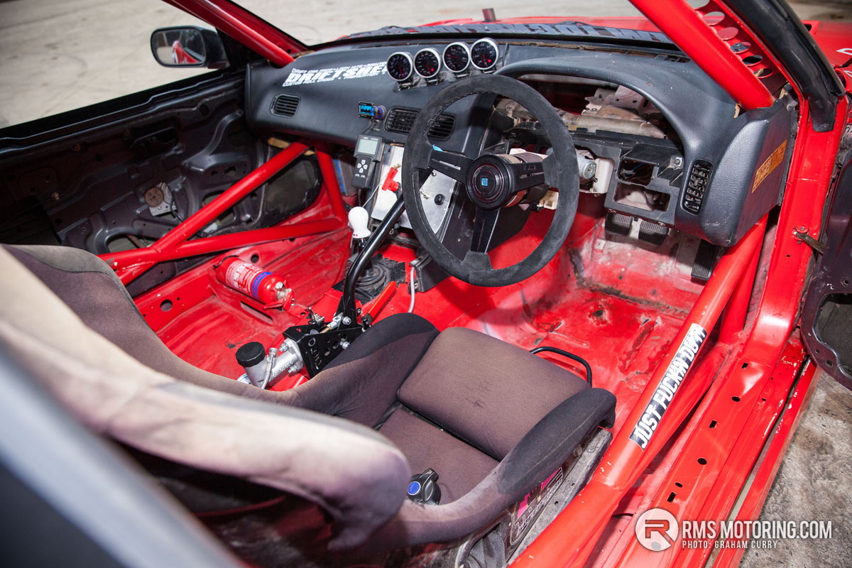 180sx Front Seat