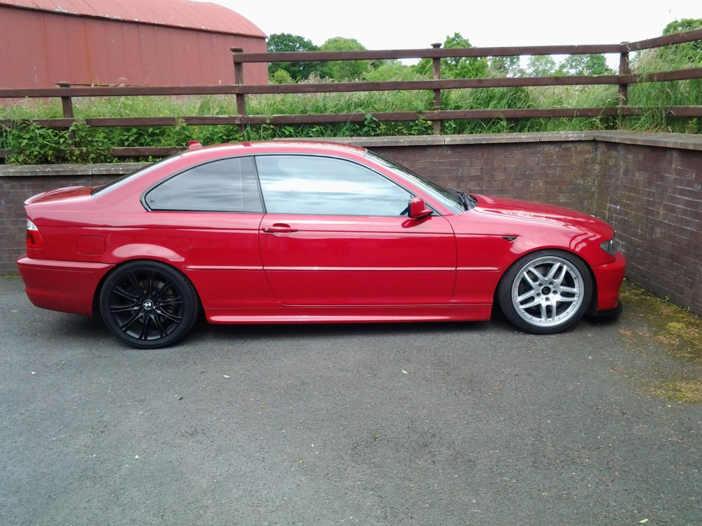 Facelift Imola Red Bmw E46 330 Ci Page 16 Rms Motoring Forum