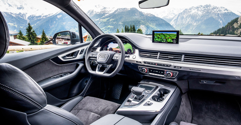 New Audi Q7 Is Smooth, Practical and Luxurious | RMS