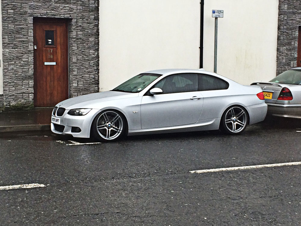 bmw 325i e92 m sport rms motoring forum. Black Bedroom Furniture Sets. Home Design Ideas