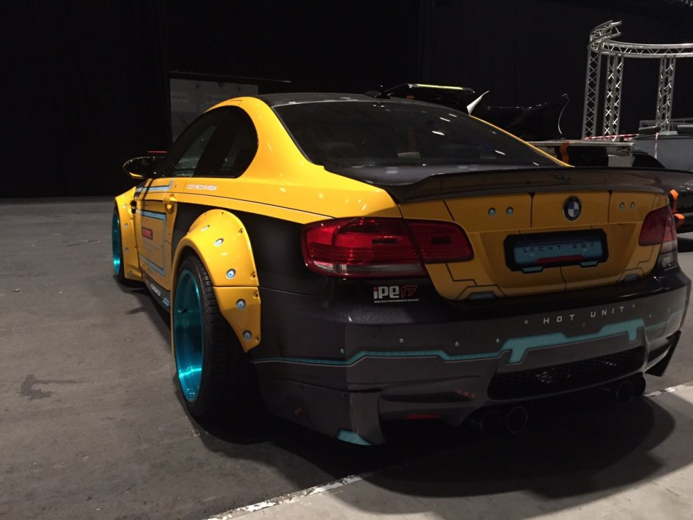 Preview Of M3 Stunt Cars For Top Gear Live 2015 Rms