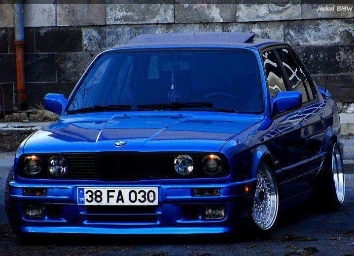 BMW E30 with E36 328i Engine Conversion - Full Respray ...