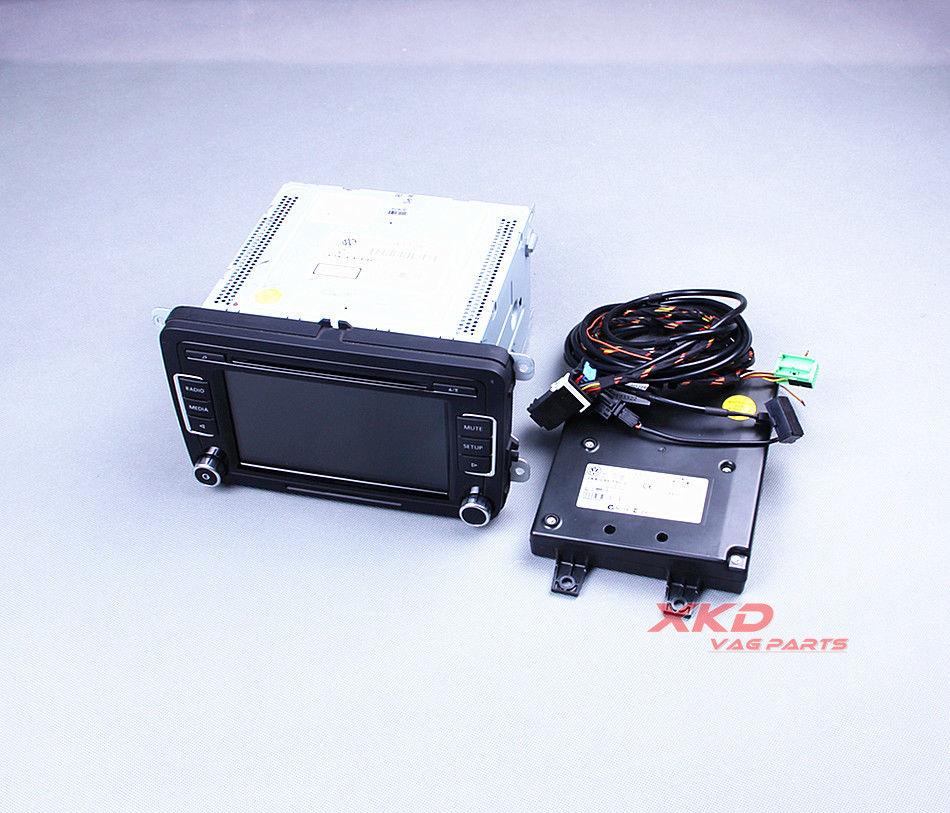 Anyone installed a 9w7 Bluetooth module to a Polo 6r? | RMS