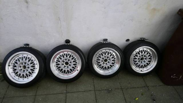 Wheels or Tyres: - 15'' BBS RS Reps 4x100 | RMS Motoring Forum