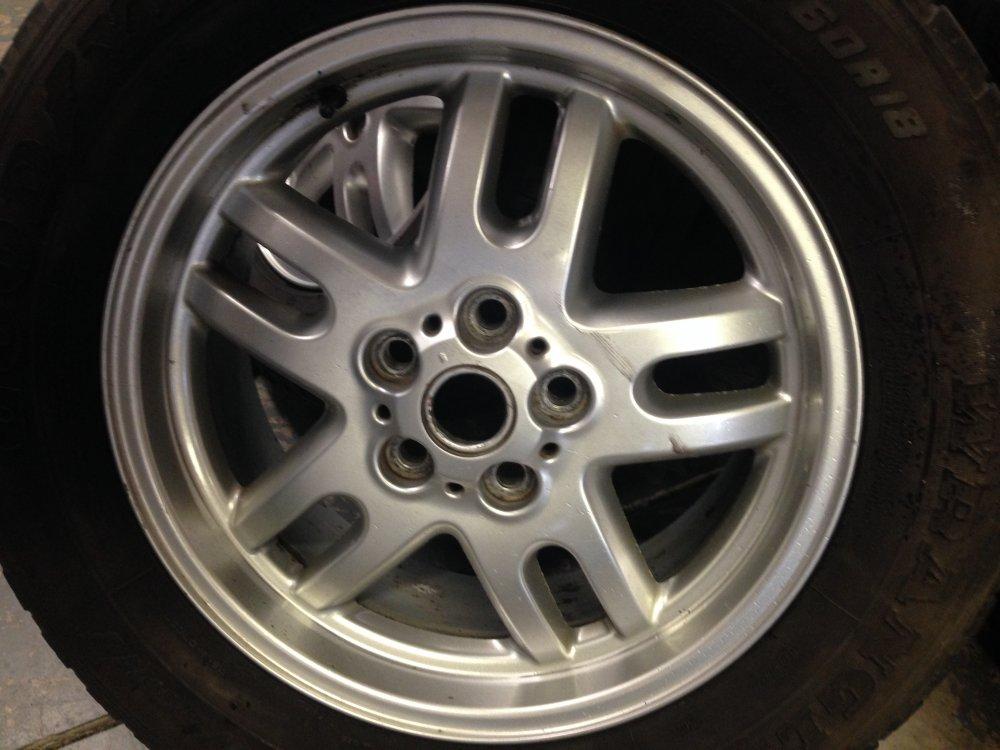 Swap My 18'' Range rover wheels for 16'', 5x120 | RMS Motoring Forum