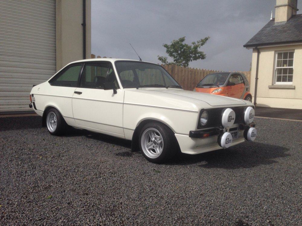 battery Ford escort