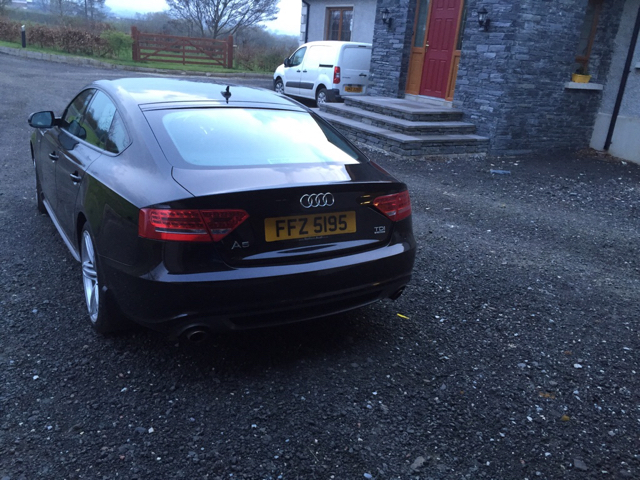 Image Result For Audi A Sportback Northern Ireland