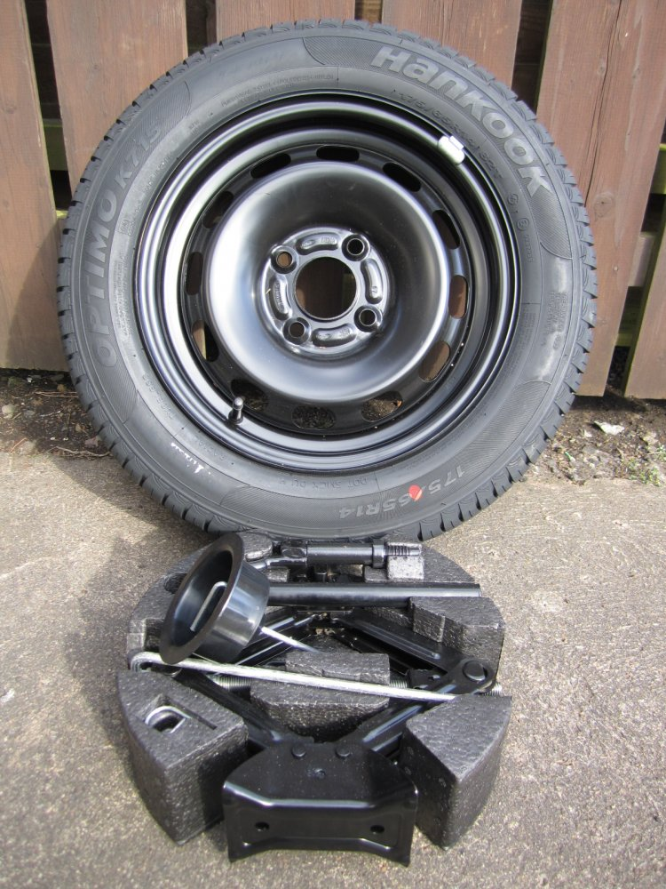 wheels or tyres   brand new spare wheel kit for new ford fiesta b max rms motoring forum