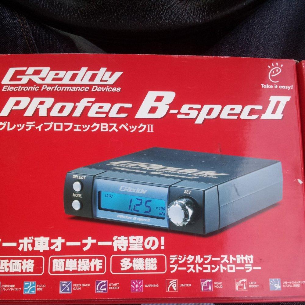 greddy profec b spec 2 instructions