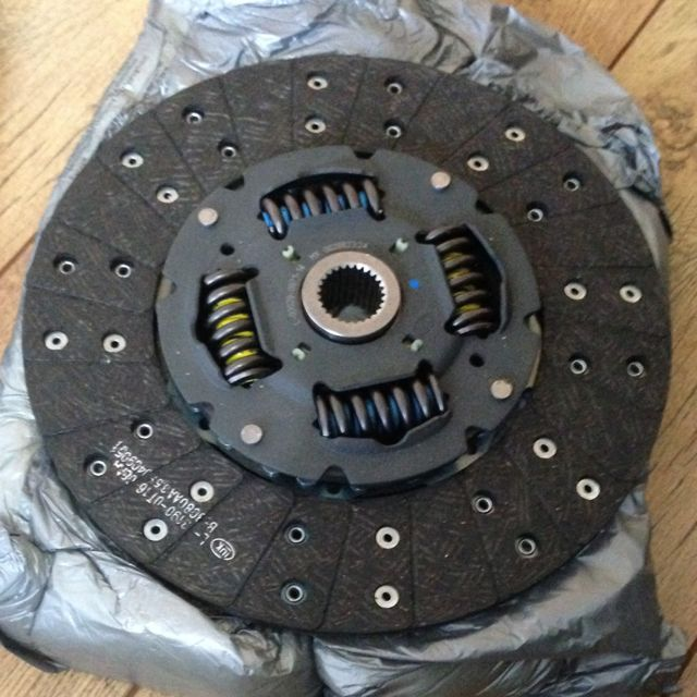 Pwp Blog Partsworld Performance: New Clutch Disc & Pressure Plate For LS2