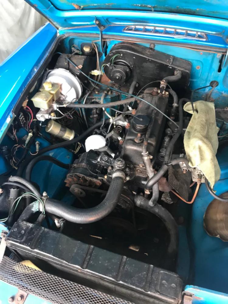 1978 MGB GT | RMS Motoring Forum