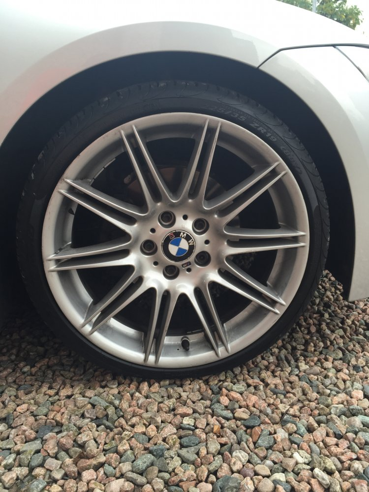 Wheels Or Tyres 19 Inch Bmw M Sport Alloys Rms Motoring Forum