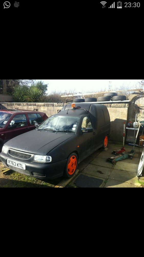 Project VW Caddy VR6   RMS Motoring Forum