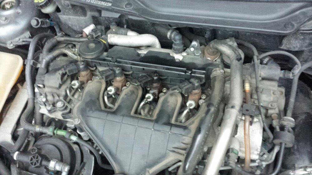 D4204T - Wet Glow Plug Poss leaking injector? - Volvo Owners Club Forum