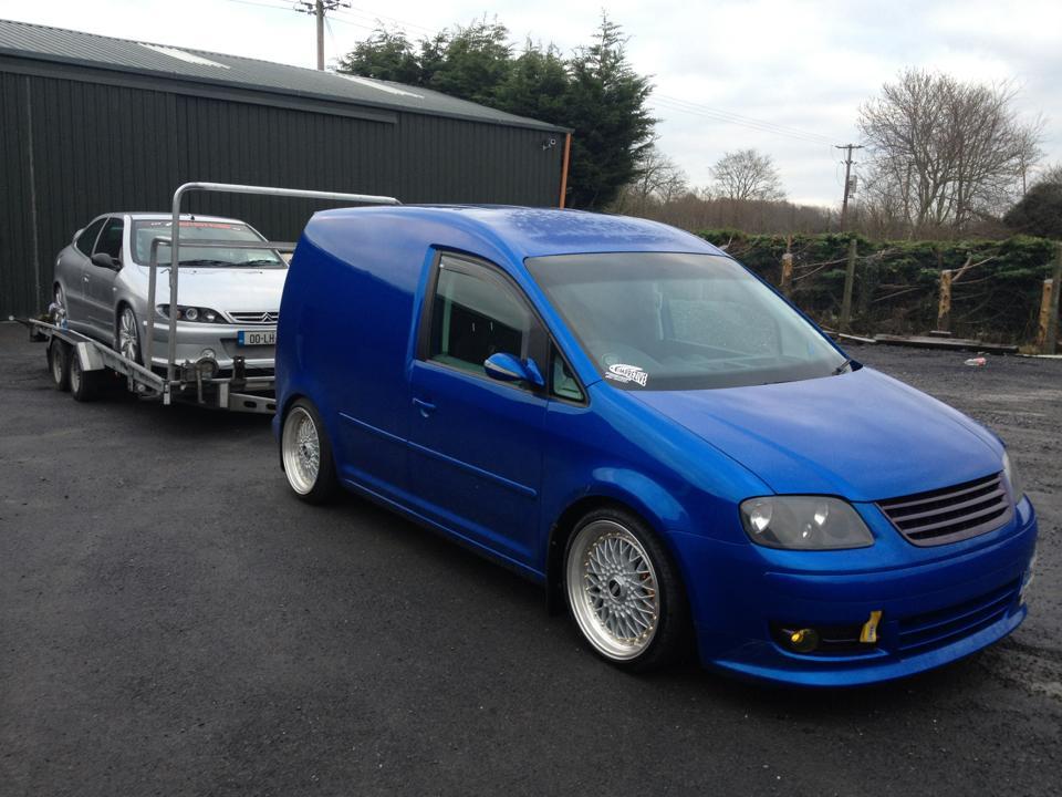 Van Styling Caddy Touran T5 Vivaro Primastar Rms