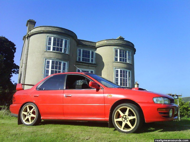 Laura scoob 39 s subaru 1 6 gl impreza 1994 rms garage for Garage ms auto