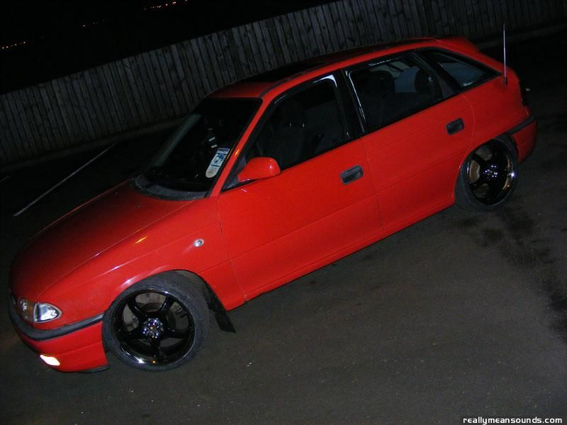 Dermo 39 s vauxhall astra 1997 rms garage for Garage ms auto