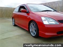 Honda civic type r 2002 (Chris_205xs)