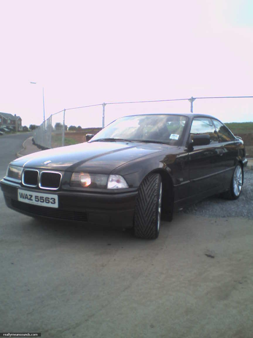 BMW 316i Coupe 1994 (Westy)