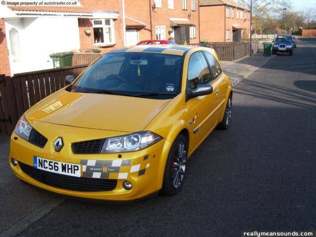 R26go 39 s renault r26 megane 2007 rms garage for Garage ms auto