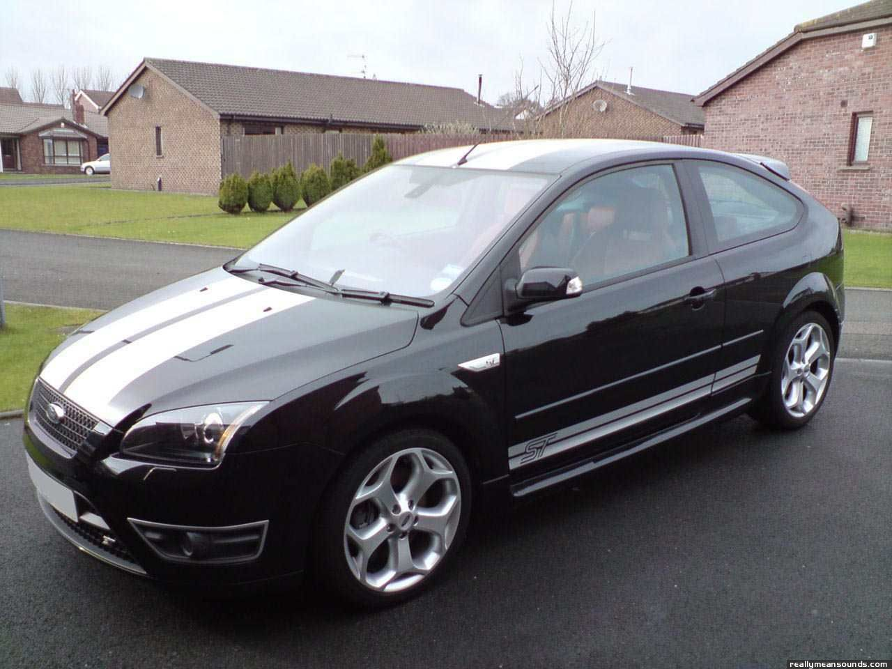Ford Focus S >> RMS Garage: 's 2008 Ford ST500