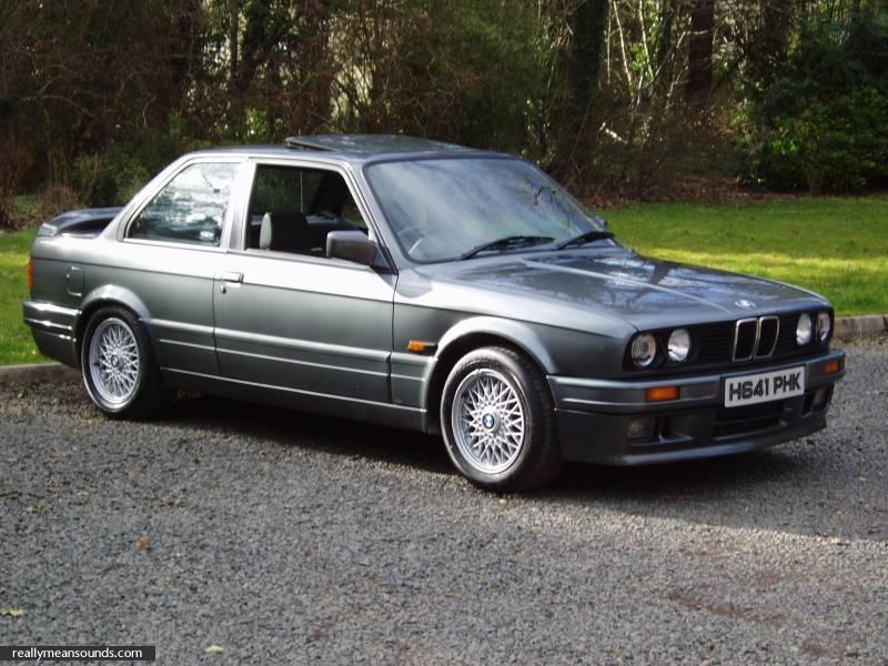 RMS Garage: 's 1990 BMW 325i sport