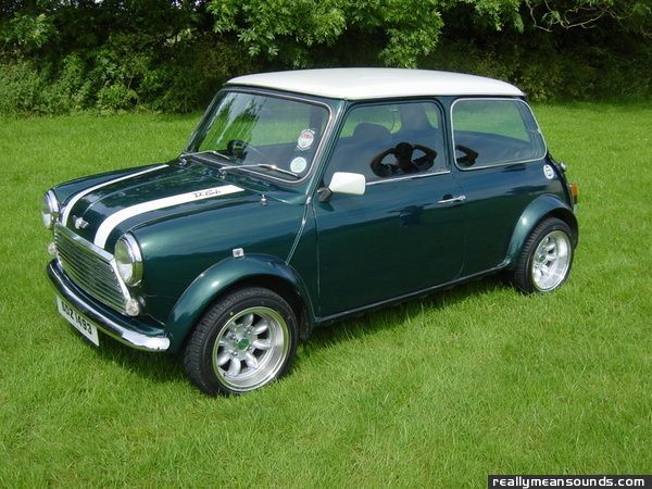 Rms garage 39 s 1992 mini cooper for Garage mini cooper annemasse