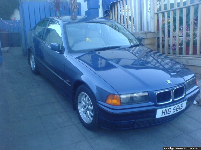 Rms garage 39 s 1995 bmw 318 ti compact for Garage ms auto
