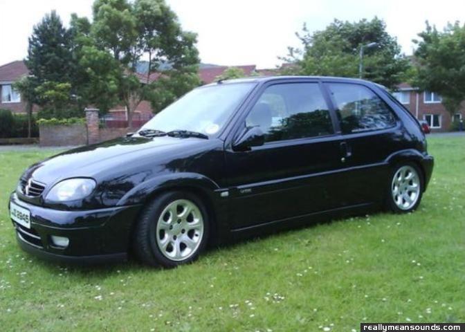 Citroen Saxo Vtr 2001. Citroen Saxo VTR 2001 (CW