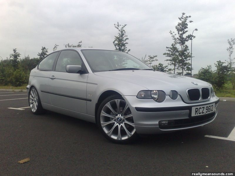 BMW 316ti 2003 (Smoothie)