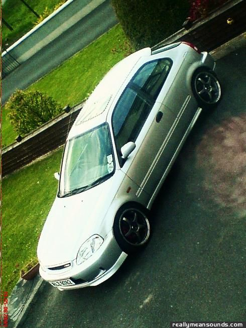 Honda Civic 1999 (Saunts)