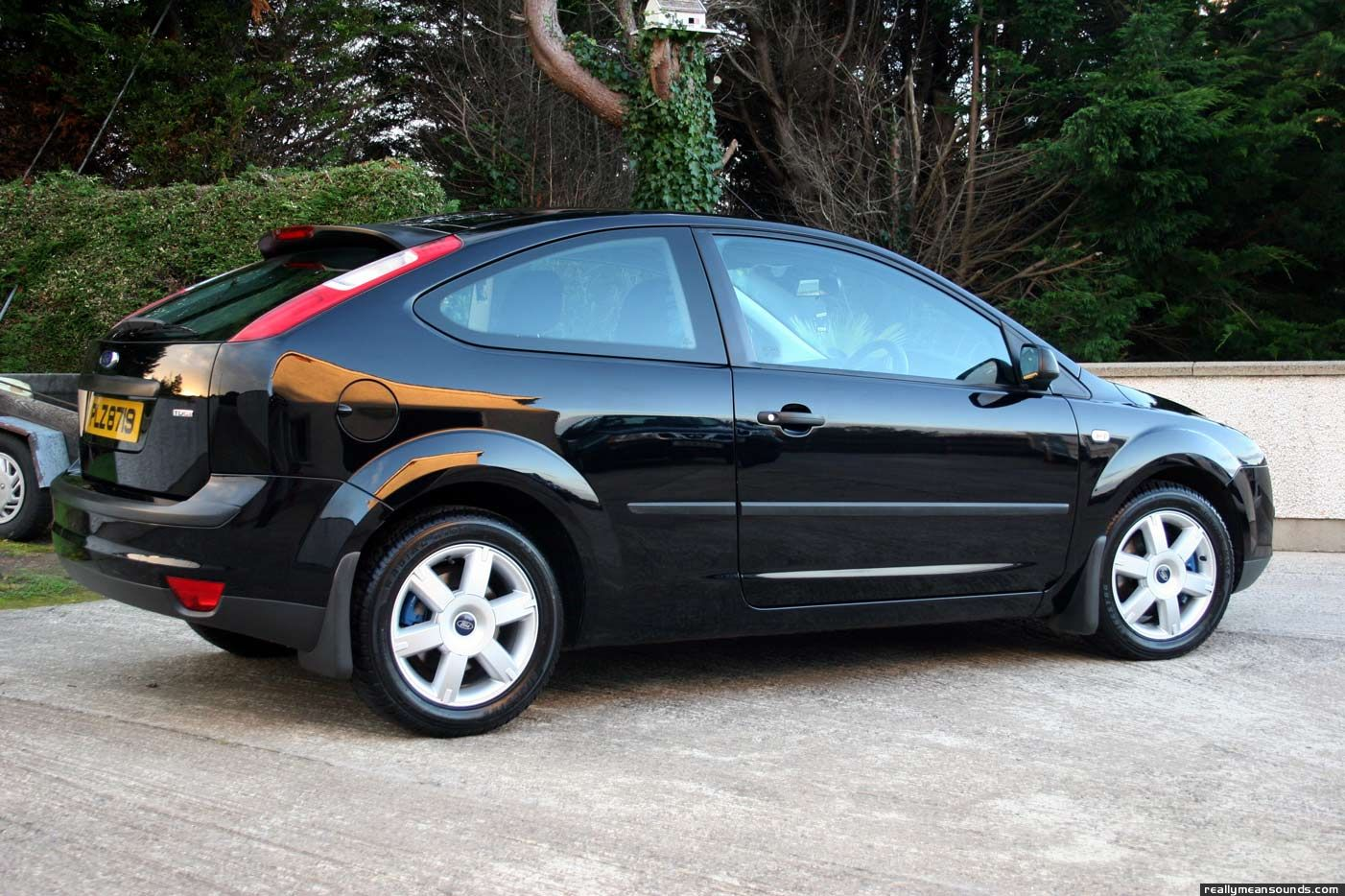 39 s ford focus 1 8 tdci sport 2005 rms garage. Black Bedroom Furniture Sets. Home Design Ideas
