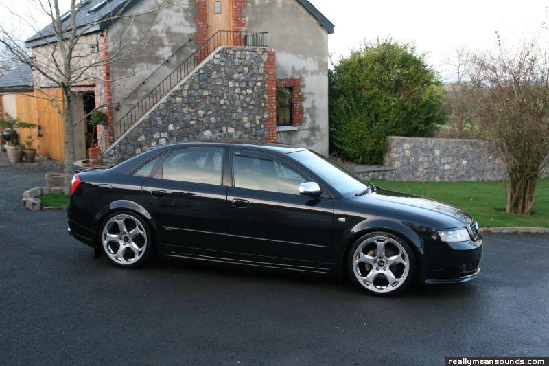 Rms Garage S 2003 Audi 130 Sport