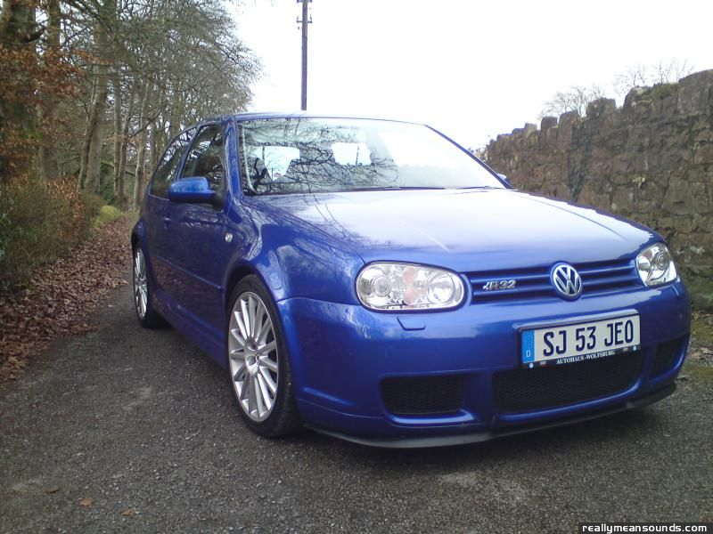 Rms Garage S 2003 Volkswagen R32