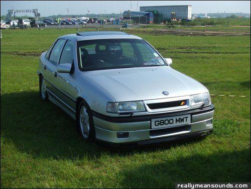 Mcavgsi S Vauxhall Cavalier Gsi 1990 Rms Garage