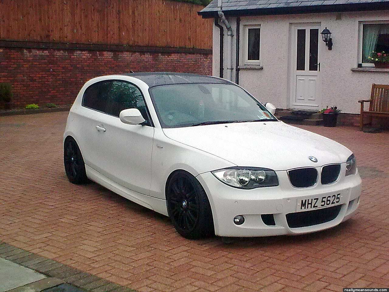 adamb 39 s bmw 1 series m sport 2010 rms garage. Black Bedroom Furniture Sets. Home Design Ideas