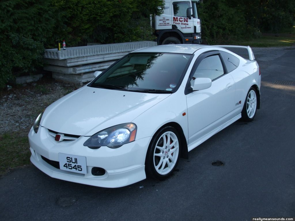 Honda Integra 2001 (Greenan999)