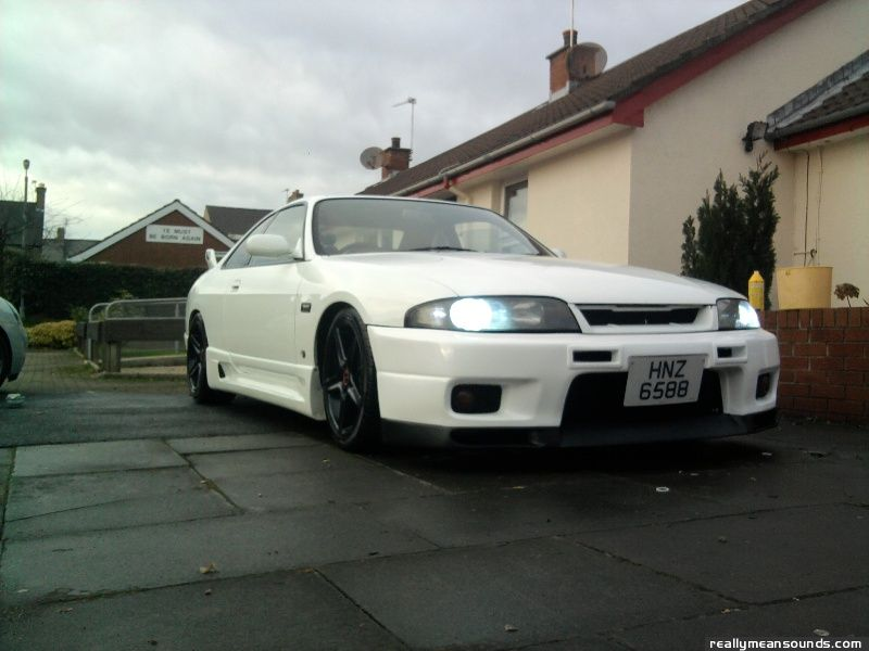 Porks 39 s nissan skyline 1995 rms garage for Garage ms auto