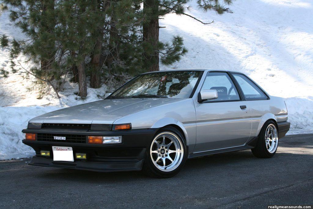 Jokerae86 S Toyota Corolla 1987 Rms Garage
