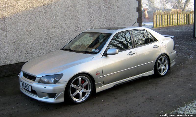 Rms Garage S 2000 Lexus Is200 Sport