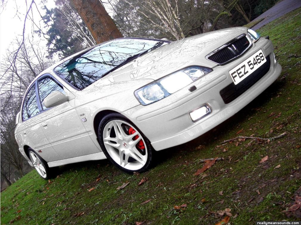 Honda Accord Type R  (Ahaughey)