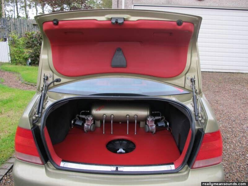 Rms Garage S 2000 Volkswagen Bora