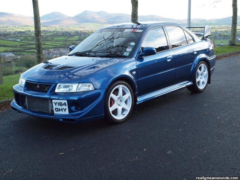 Evo98's Mitsubishi evo 6.5 (2001) | RMS Garage