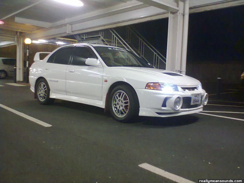 Southsky sunrise 39 s mitsubishi evo iv 1996 rms garage for Garage auto evo milizac