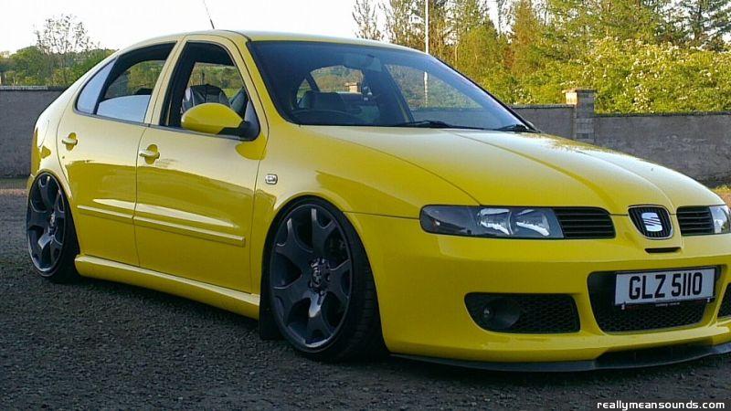ilovemostbmws 39 s seat leon 2000 rms garage