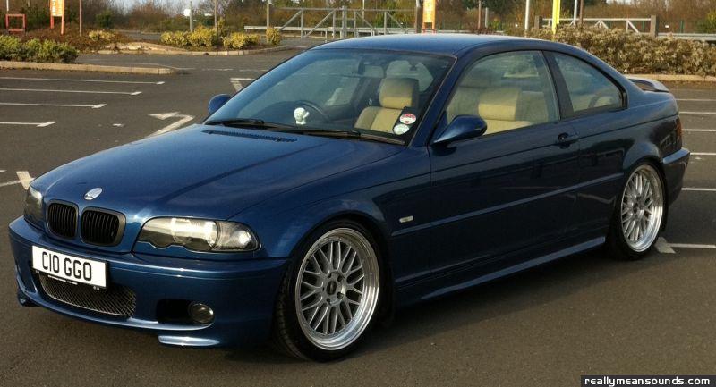 Cluggo's BMW 325ci sport (2001) | RMS Garage