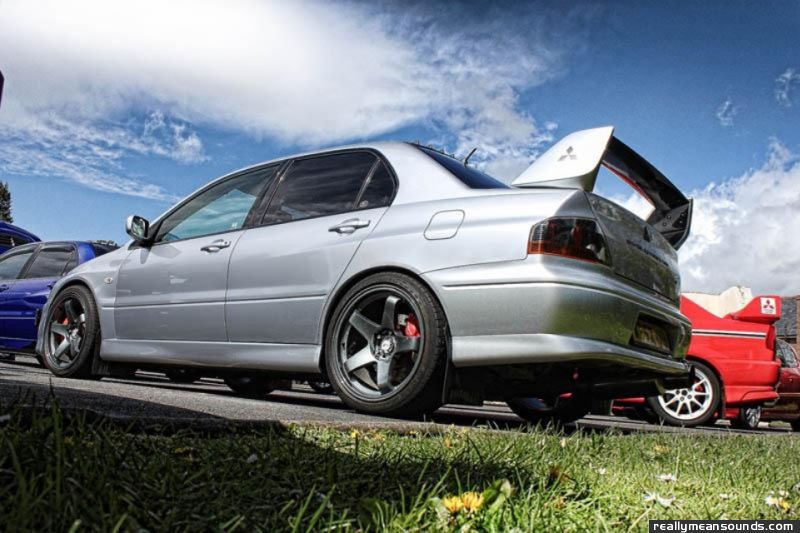 Ricky8 39 s mitsubishi evo 8 2003 rms garage for Garage auto evo milizac